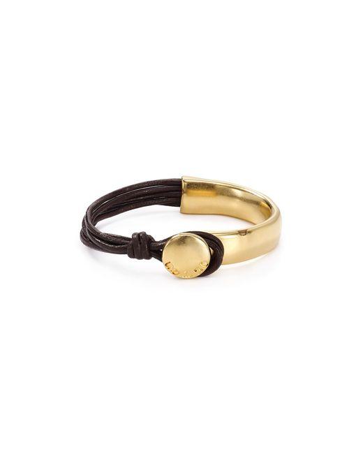 Uno De 50 | Metallic Gaucho Bracelet | Lyst