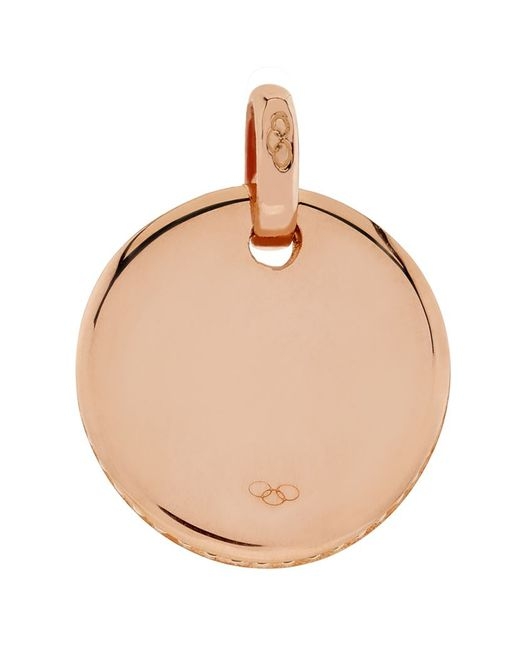 Links of London | Pink Narrative Small Round Disc Pendant | Lyst