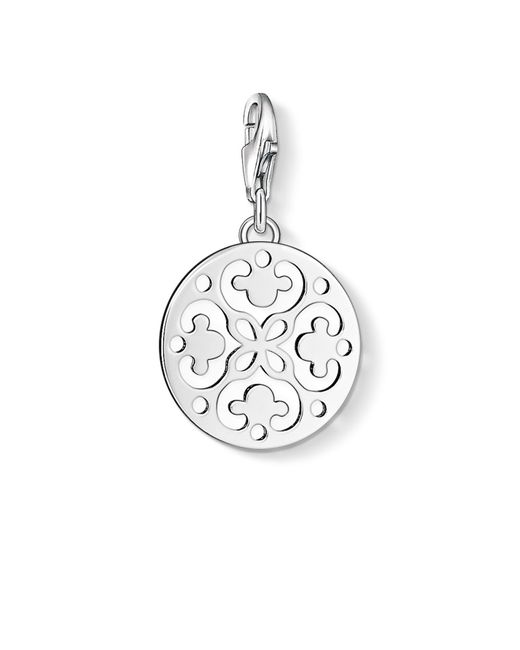Thomas Sabo | Metallic Charm Club Ornament Pendant for Men | Lyst
