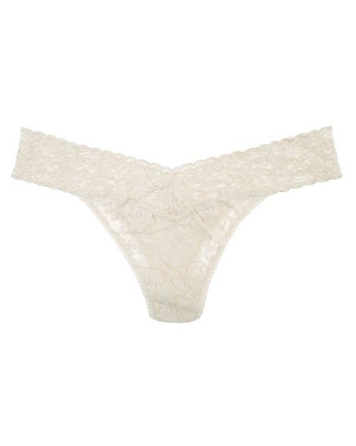 Hanky Panky | White Original Thong | Lyst