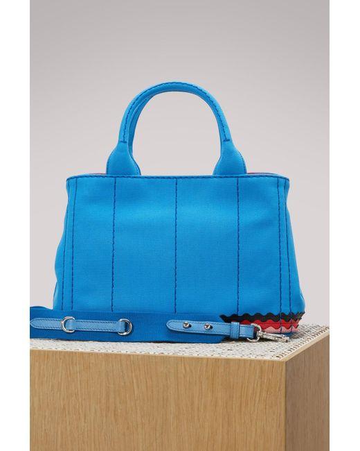 Prada Boat canvas handbag af4YFdXG
