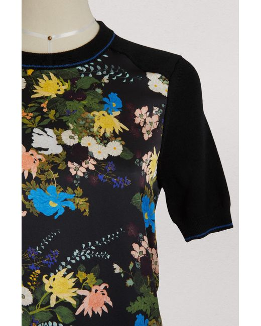 With Credit Card Online Clearance Huge Surprise Luella short sleeved top Erdem Inexpensive Cheap 2018 New IpieH9sN
