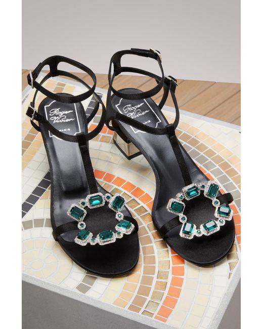 Roger Vivier Jewels crown sandals vfoy7o9RO