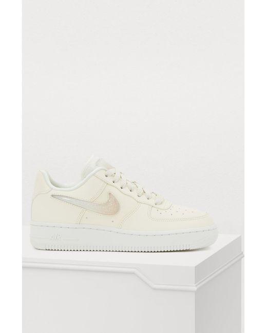 fe61b4617b Nike - White Air Force 1 '07 Se Sneakers - Lyst ...