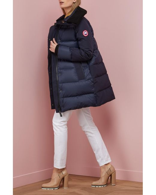 canada goose altona parka black label