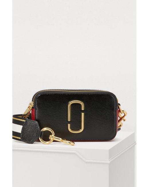 bdcb3714a9 Marc Jacobs - Black Snapshot Belt Bag - Lyst ...
