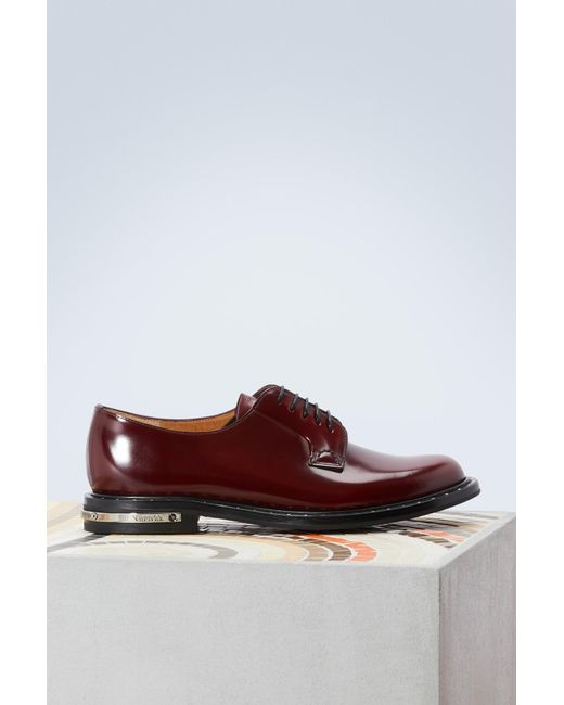 Church's Rebecca leather derby shoes Fz88v