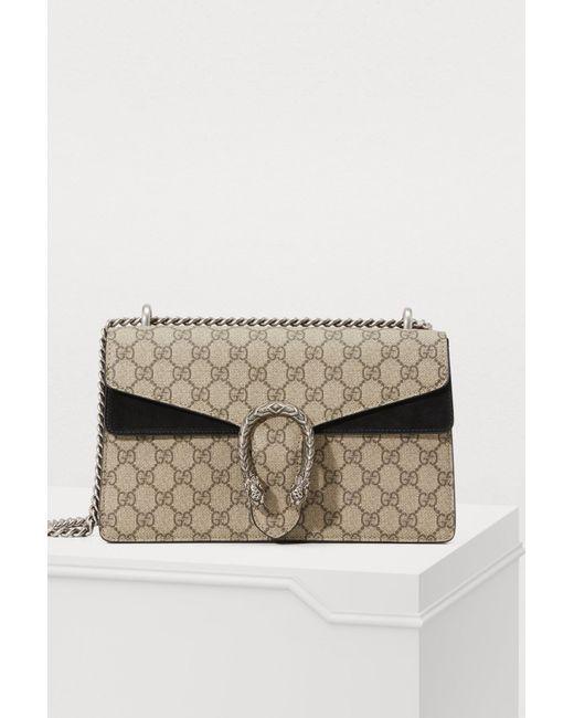a9271e1f187 Gucci - Multicolor Dionysus Gm Shoulder Bag - Lyst ...