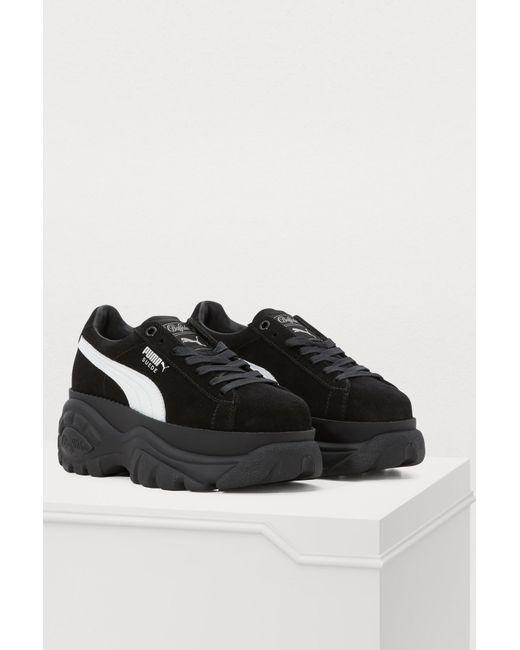 Lyst Black Buffalo Sneakers Puma In iukZPX