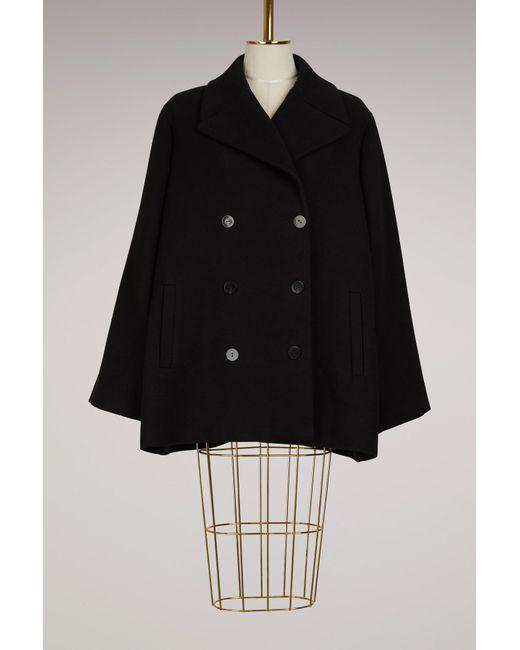 The Row - Black Donla Jacket - Lyst