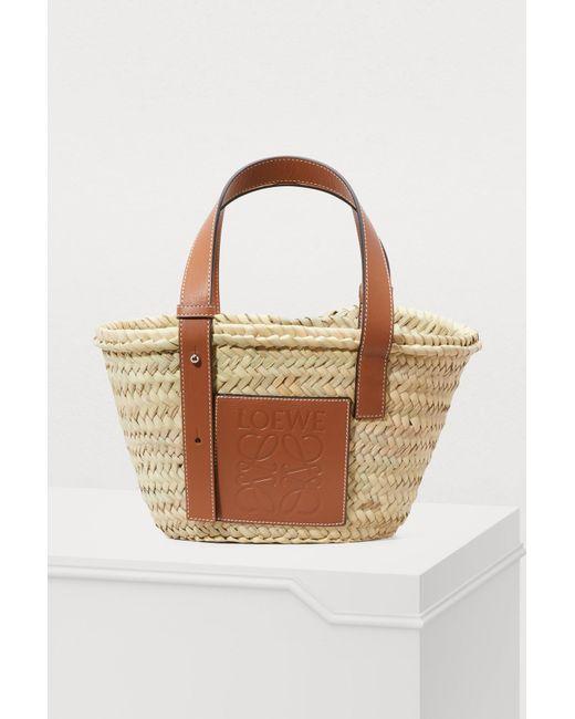 Loewe - Multicolor Basket Small Bag - Lyst ... 0b958a9da64cd