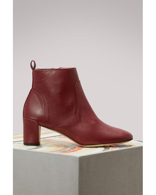 Repetto Clari boots with heels jdo3WgJaox