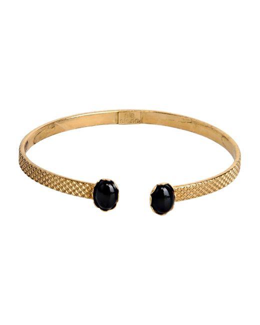 Ela Stone | Black Bracelet | Lyst