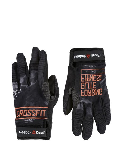Reebok Crossfit Training Gloves: Reebok Crossfit Training Gloves With Kevlar In Black