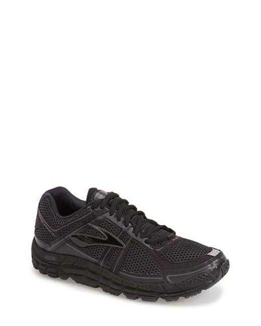 Brooks | Black 'addiction 12' Running Shoe for Men | Lyst