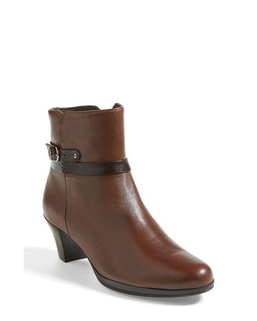 Munro | Brown 'dylan' Boot | Lyst