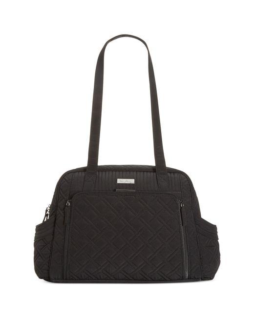 vera bradley make a change baby bag in black classic black lyst. Black Bedroom Furniture Sets. Home Design Ideas