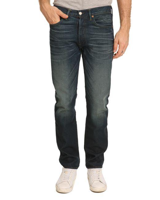 Levi's   Blue 511 Slim Fit Jeans Scorpius for Men   Lyst