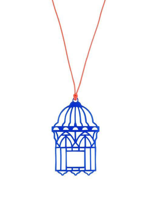 Loroetu | Blue Necklace | Lyst