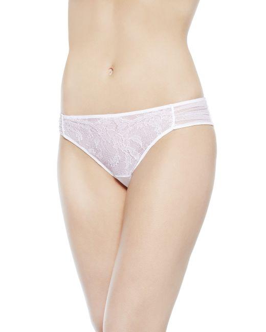 La Perla | White Panty | Lyst