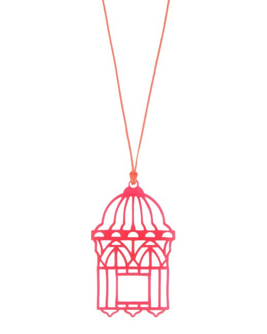Loroetu | Pink Necklace | Lyst