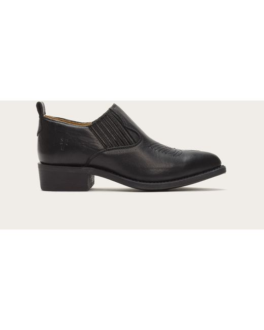 Frye | Black Billy Shootie | Lyst