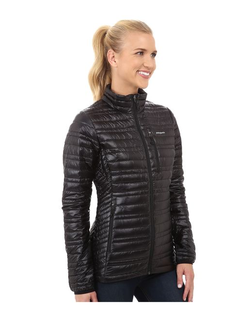 Patagonia | Black Ultralight Down Jacket | Lyst