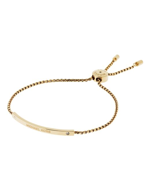 Michael Kors | Metallic Mkj4641710 Ladies Bracelet | Lyst