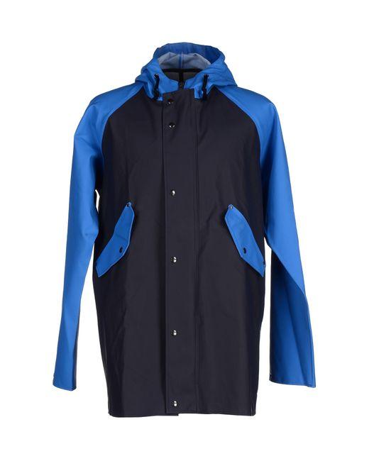 Elka | Blue Jacket for Men | Lyst