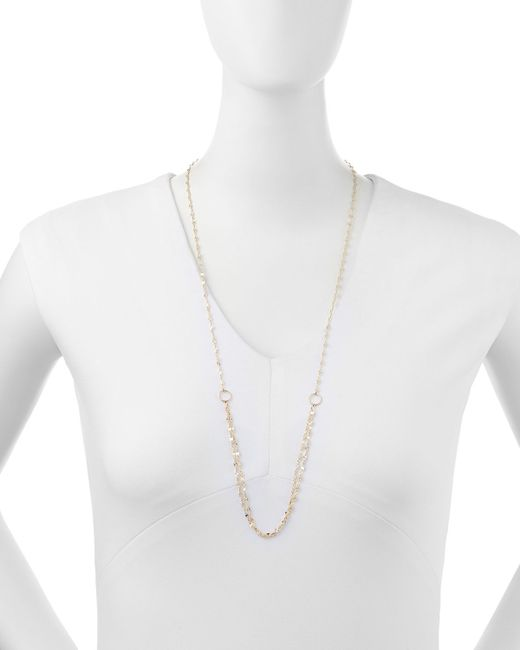 Lana Jewelry | Mega Blush 14k Gold Necklace | Lyst