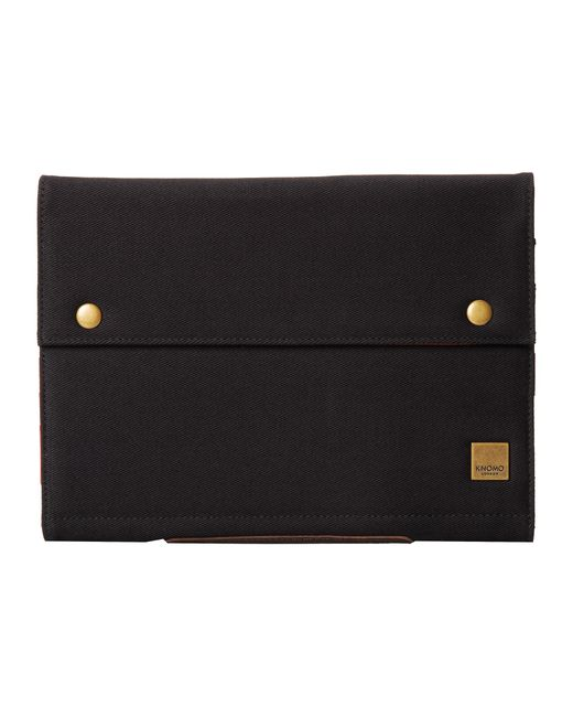 Knomo | Black Balham Knomad Portable Organizer For The Ipad® Air™ 10"