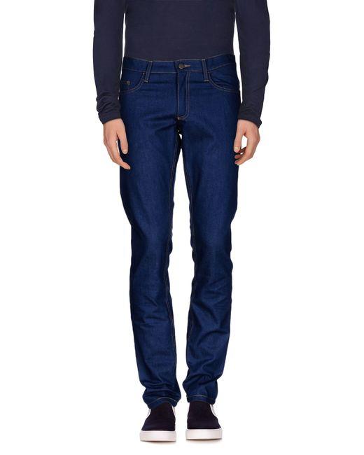 Billtornade | Blue Denim Pants for Men | Lyst