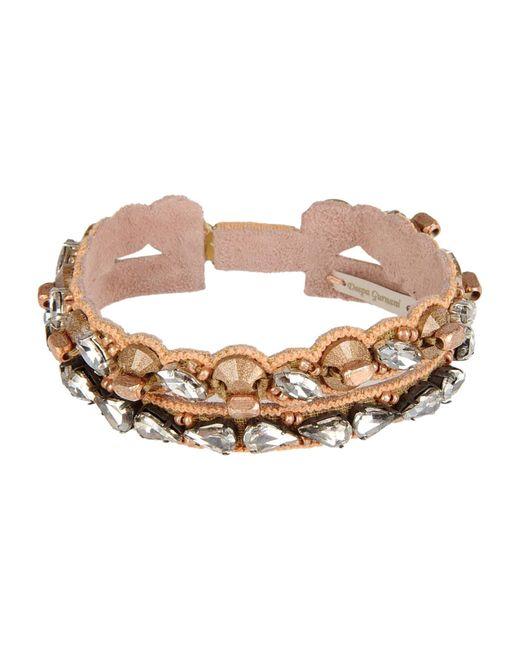 Deepa Gurnani | Orange Bracelet | Lyst