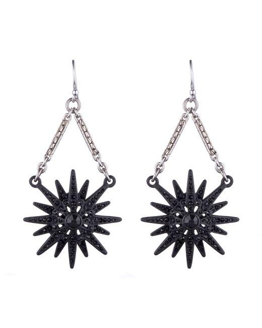 Lulu Frost | Radiant Earring - Black | Lyst