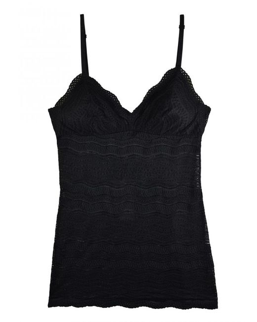 Cosabella | Black Dolce Long Camisole | Lyst