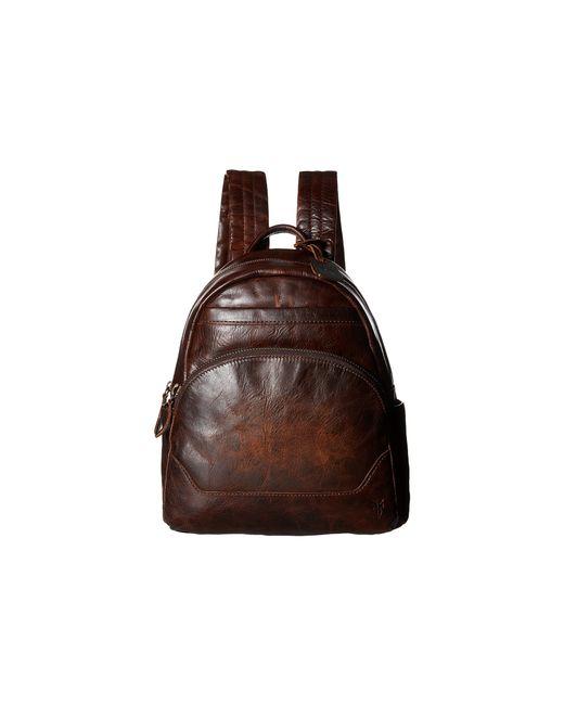 Frye | Brown Melissa Backpack | Lyst