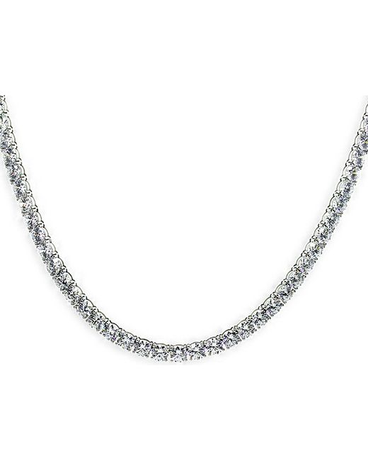 Carat* | Metallic 36ct Simple Rounds Line Necklace | Lyst