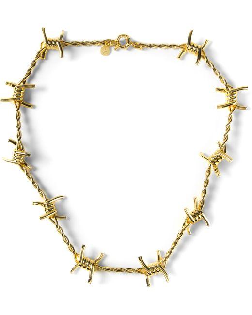 Ambush | Metallic Gold Classic Chain 3 Necklace for Men | Lyst