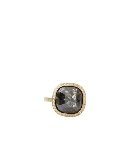 Todd Reed | Fancy Black Diamond Ring | Lyst