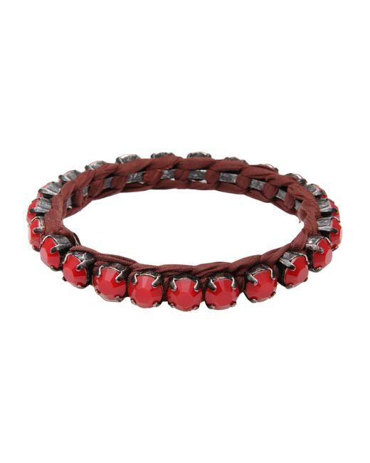 Lanvin | Purple Bracelet | Lyst