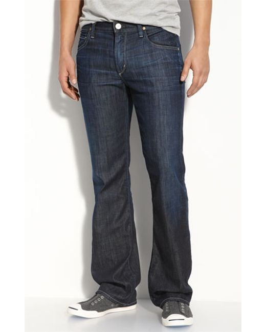 Citizens of Humanity | Blue Bootcut Jeans for Men | Lyst