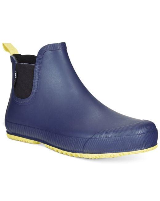 Tretorn Bo Rainboots In Blue For Men Navy Lyst