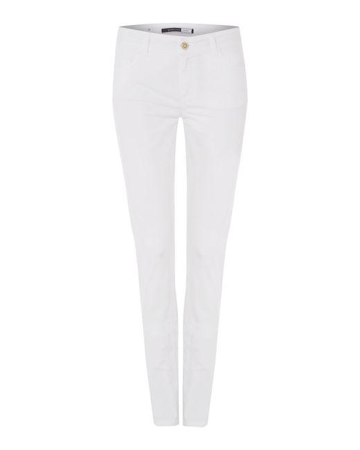 Sportmax Code | White Skinny Jean Trousers | Lyst