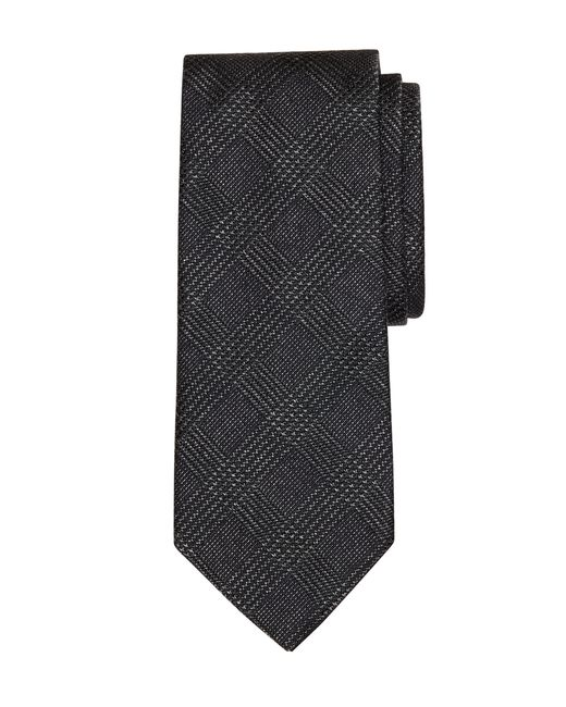 Brooks Brothers | Green Heathered Plaid Tie for Men | Lyst