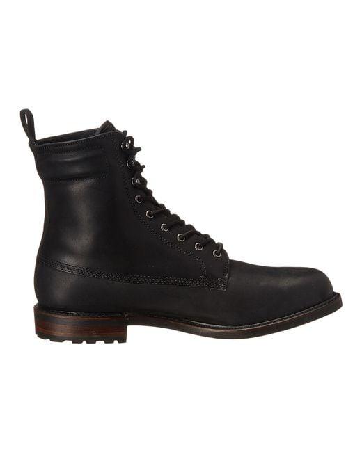 Rag & Bone | Black Officer Boot Ii for Men | Lyst