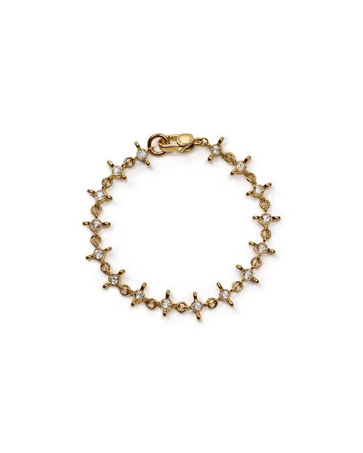 Marc by marc jacobs Wingnut Delicate Bracelet in Gold (Oro) - Save 30% ...