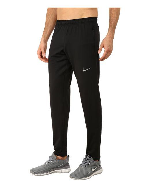 Nike Dri Fit Otc65 Track Pants In Black For Men Black