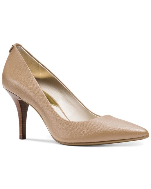 Michael Kors | Natural Mk Flex Pumps | Lyst