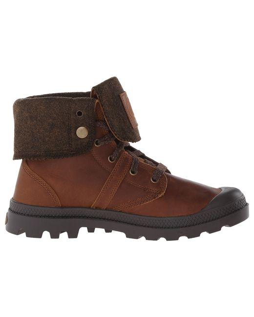 Palladium | Brown Pallabrouse Bgy Plus 2 for Men | Lyst