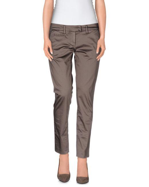 Dondup | Natural Casual Pants | Lyst